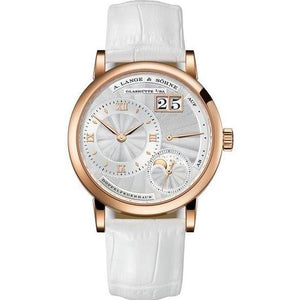 A. Lange & Sohne Little Lange 1 Moon Phase 36.8Mm Rose Gold (182.030) - Watches Boston