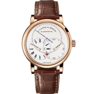 A. Lange & Sohne Richard Lange Jumping Seconds Rose Gold (252.032) - Watches Boston