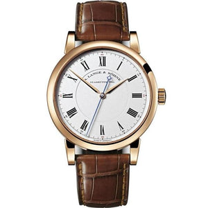 A. Lange & Sohne Richard Lange Rose Gold (232.032) - Watches Boston