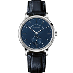 A. Lange & Sohne Saxonia 35Mm White Gold (219.028) - Watches Boston