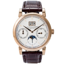 Load image into Gallery viewer, A. Lange & Sohne Saxonia Annual Calendar Rose Gold 38.5mm (330.032) - Boston