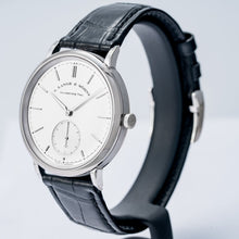 Load image into Gallery viewer, A. Lange & Söhne Saxonia White Gold 39mm (380.027) - Boston