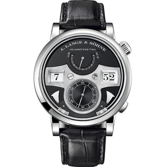 A. Lange & Sohne Zeitwerk Striking Time White Gold 44Mm (145.029) - Watches Boston