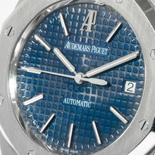 Load image into Gallery viewer, Audemars Piguet Royal Oak Stainless Steel 39 Blue (15300ST.OO.1220ST.02) - Boston