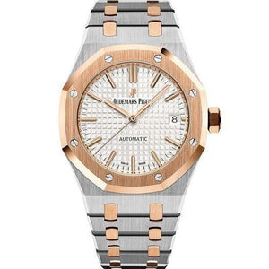 Audemars Piguet Royal Oak Automatic 37Mm Two Tone (15450Sr.oo.1256Sr.01) - Watches Boston