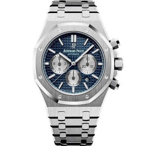 Audemars Piguet Royal Oak Chronograph 41Mm Stainless Steel (26331St.oo.1220St.01) - Watches Boston