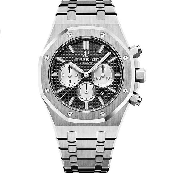 Audemars Piguet Royal Oak Chronograph 41Mm Stainless Steel (26331St.oo.1220St.02) - Watches Boston