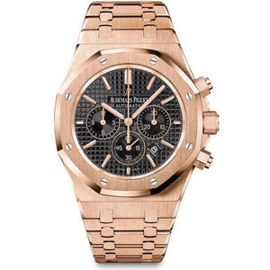 Audemars Piguet Royal Oak Chronograph Rose Gold 41Mm (26320Or.oo.1220Or.01) - Watches Boston
