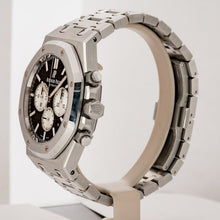 Load image into Gallery viewer, Audemars Piguet Royal Oak Chronograph Stainless Steel Black Dial 41mm (26331ST.OO.1220ST.02) - MINT - Boston