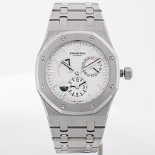 Load image into Gallery viewer, Audemars Piguet Royal Oak Dual Time Stainless Steel 39mm (26120ST.OO.1220ST.01) - Boston