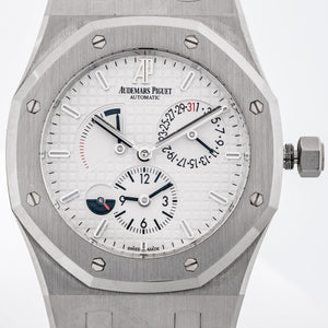 Audemars Piguet Royal Oak Dual Time Stainless Steel 39mm (26120ST.OO.1220ST.01) - Boston