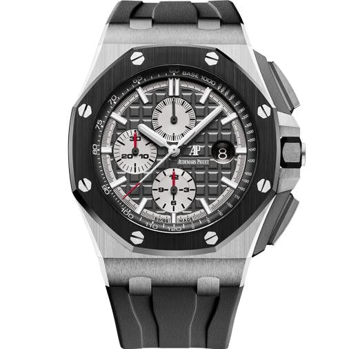 Audemars Piguet Royal Oak Offshore Chronograph 44Mm Titanium (26400Io.oo.a004Ca.01) - Watches Boston