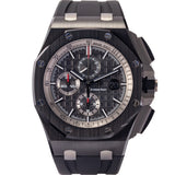 Audemars Piguet Royal Oak Offshore Chronograph Black Ceramic 44Mm (26405Ce.oo.a002Ca.01) - Watches Boston