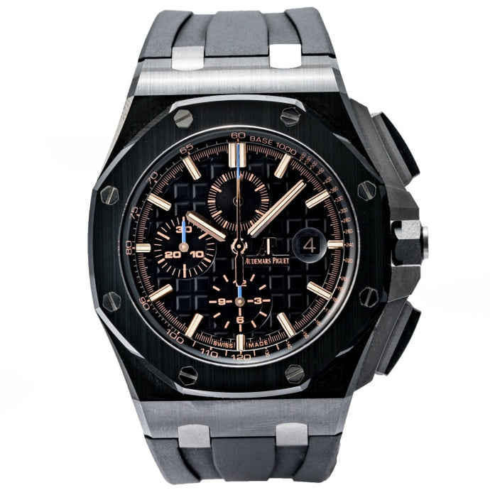 Audemars Piguet Royal Oak Offshore Chronograph Ceramic 44mm (26405CE.OO.A002CA.02) - Boston
