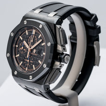 Load image into Gallery viewer, Audemars Piguet Royal Oak Offshore Chronograph Ceramic 44mm (26405CE.OO.A002CA.02) - Boston