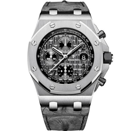 Audemars Piguet Royal Oak Offshore Chronograph Elephant (26470St.oo.a104Cr.01) - Watches Boston