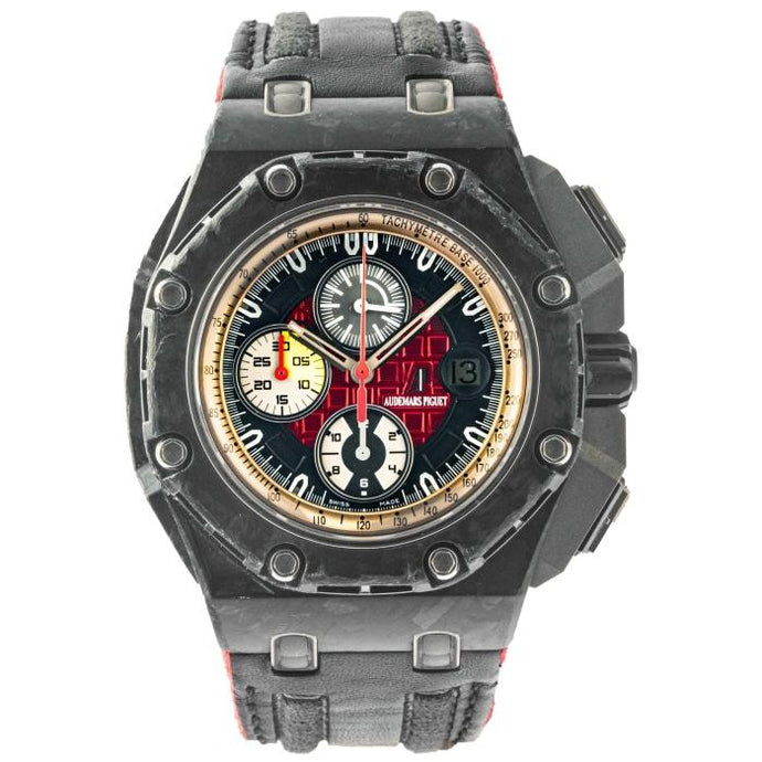 Audemars Piguet Royal Oak Offshore Chronograph Forged Carbon 44mm (26290IO.OO.A001VE.01) - Boston