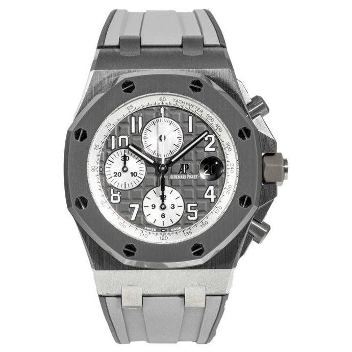 Audemars Piguet Royal Oak Offshore Chronograph Titanium 42mm (26470IO.OO.A006CA.01) - Boston