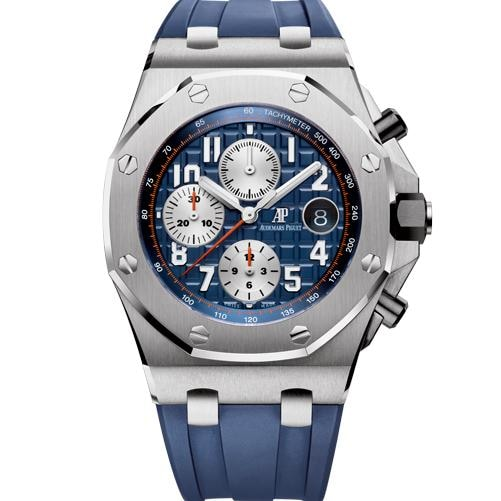 Audemars Piguet Royal Oak Offshore Chronograph Navy (26470St.oo.a027Ca.01) - Watches Boston
