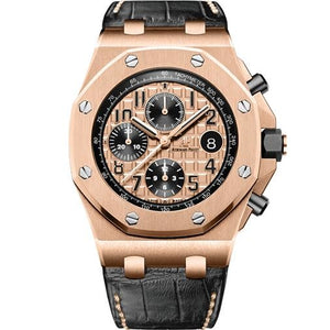 Audemars Piguet Royal Oak Offshore Chronograph Rose Gold (26470Or.oo.a002Cr.01) - Watches Boston