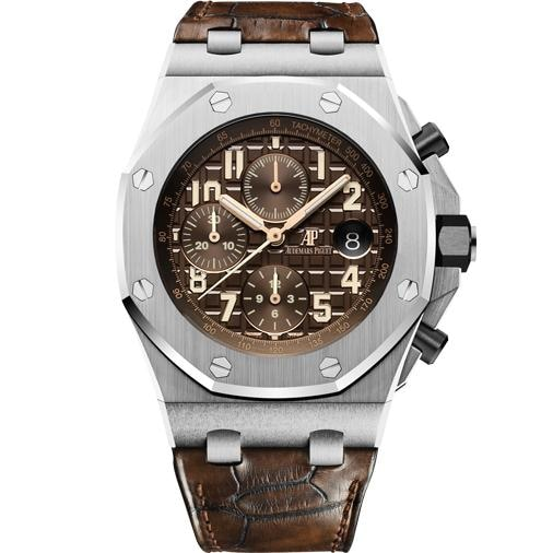 Audemars Piguet Royal Oak Offshore Chronograph Safari (26470St.oo.a820Cr.01) - Watches Boston