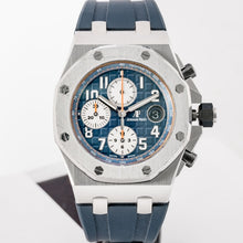 Load image into Gallery viewer, Audemars Piguet Royal Oak Offshore Chronograph Stainless Steel 42mm (26470ST.OO.A027CA.01) - Boston