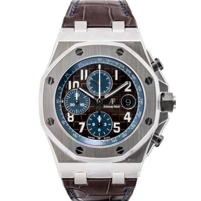Audemars Piguet Royal Oak Offshore Chronograph Stainless Steel 42Mm (26470St.oo.a099Cr.01) - Unworn Bnib - Boston