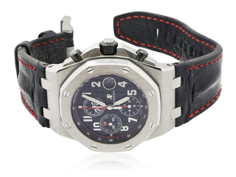 Audemars Piguet Royal Oak Offshore Chronograph Stainless Steel 42Mm (26470St.oo.a101Cr.01) - Watches Boston