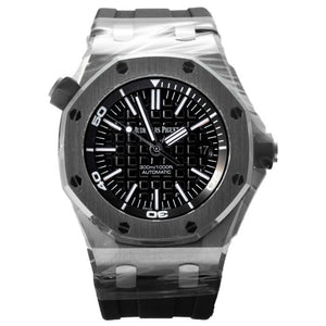 Audemars Piguet Royal Oak Offshore Diver Stainless Steel 42mm (15710ST.OO.A002CA.01) - Boston