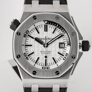Audemars Piguet Royal Oak Offshore Diver Stainless Steel 42mm (15710ST.OO.A002CA.02) - Boston