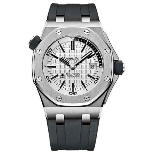 Audemars Piguet Royal Oak Offshore Diver Stainless Steel 42Mm (15710St.oo.a002Ca.02) - Watches Boston