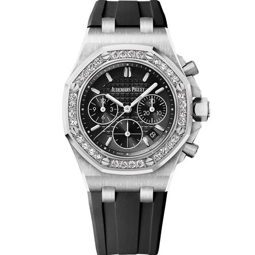 Audemars Piguet Royal Oak Offshore Ladies 37Mm Chronograph (26231St.zz.d002Ca.01) - Watches Boston