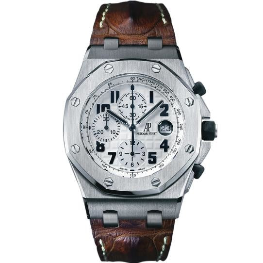 Audemars Piguet Royal Oak Offshore Safari Chronograph 42Mm Stainless Steel (26170St.oo.d091Cr.01) - Watches Boston