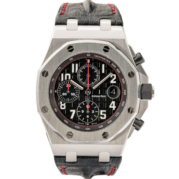 Audemars Piguet Royal Oak Offshore Vampire Chronograph Stainless Steel 42Mm (26470St.oo.a101Cr.01) - Boston