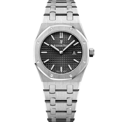 Audemars Piguet Royal Oak Quartz 33Mm Ladies Stainless Steel (67650St.oo.1261St.01) - Watches Boston