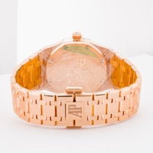 Load image into Gallery viewer, Audemars Piguet Royal Oak Rose Gold 33mm (67651OR.ZZ.1261OR.01) - UNWORN BNIB - Boston