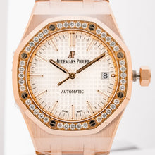Load image into Gallery viewer, Audemars Piguet Royal Oak Rose Gold 37mm (15451OR.ZZ.1256OR.01) - UNWORN BNIB - Boston