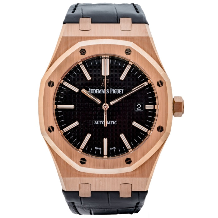 Audemars Piguet Royal Oak Rose Gold 41mm (15400OR.OO.D002CR.01) - Boston