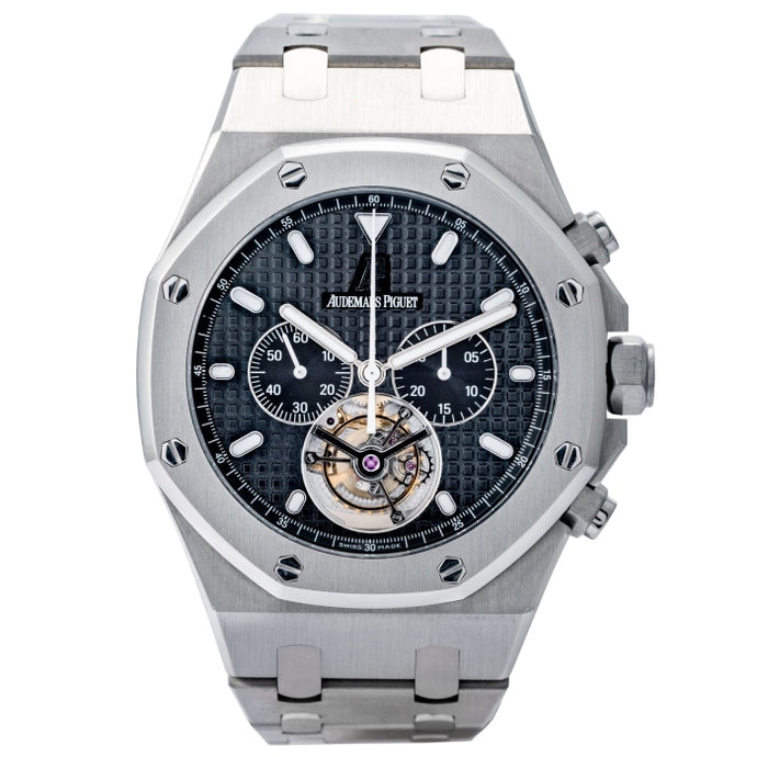 Audemars Piguet Royal Oak Tourbillon Chronograph Stainless Steel 44mm (25977ST.OO.1205ST.02) - Boston