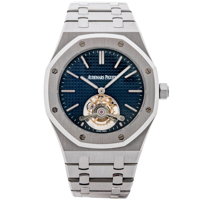 Audemars Piguet Royal Oak Tourbillon Extra-Thin Stainless Steel 41mm (26510ST.OO.1220ST.01) - Boston