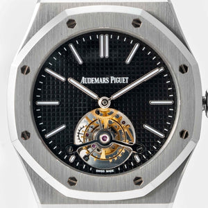 Audemars Piguet Royal Oak Tourbillon Extra-Thin Stainless Steel 41mm (26512ST.OO.1220ST.01) - Boston