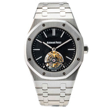 Load image into Gallery viewer, Audemars Piguet Royal Oak Tourbillon Extra-Thin Stainless Steel 41mm (26512ST.OO.1220ST.01) - Boston