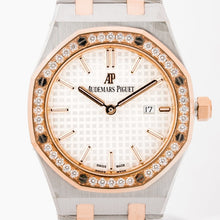 Load image into Gallery viewer, Audemars Piguet Royal Oak Two-Tone 33mm (67651SR.ZZ.1261SR.01) - UNWORN BNIB - Boston