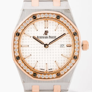 Audemars Piguet Royal Oak Two-Tone 33mm (67651SR.ZZ.1261SR.01) - UNWORN BNIB - Boston