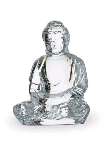 Baccarat Buddha - Home & Decor Boston