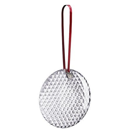Baccarat Diamant Bauble Ornament - Home & Decor Boston