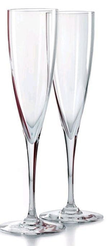 Baccarat Dom Perignon Champagne Flute Set Of 2 - Home & Decor Boston