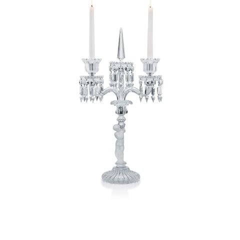 Baccarat Enfant Candlestick/candelabra - Home & Decor Boston