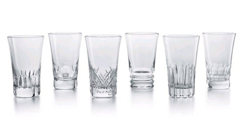 Baccarat Everyday Highball Set Of 6 - Home & Decor Boston