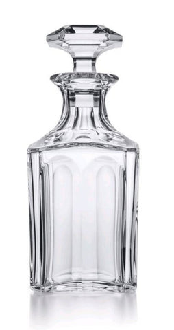 Baccarat Harcourt Decanter - Home & Decor Boston
